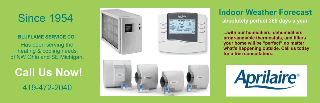 Toledo Indoor air quality specialist