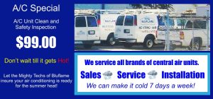 Air Conditioner Service and Repair