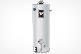 water heater unit white